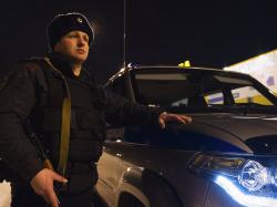 В одном из торговых центров Прокопьевска между молодыми людьми произошла потасовка