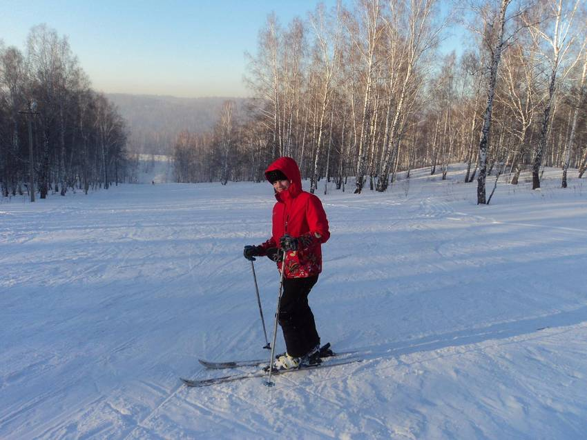 Горные лыжи в Киселевске  несбыточная мечта или завтрашняя реальность  469d627a4bb