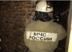 В ночь на 11 января пожарные Прокопьевска боролись с огнем в частном жилом доме, гараже и легковом автомобиле